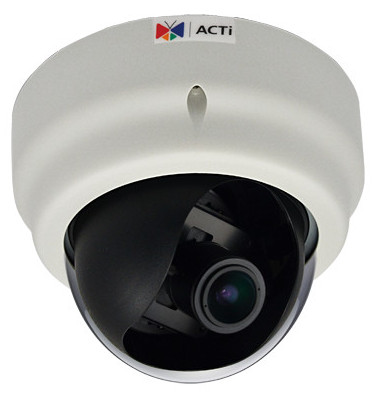 ACTi D61A - Kamery kopułkowe IP