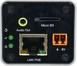 GV-UBX1301-2F Mpix - Kamery kompaktowe IP