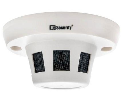 LC-502e/3s 1080p - Kamera w czujce dymu - Kamery specjalne