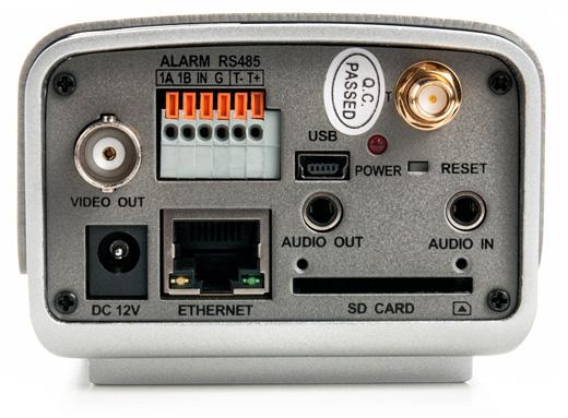 LC-601 IP 2mpx - Kamery kompaktowe IP