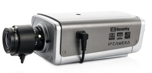 LC-603 IP Mpix - Kamery kompaktowe IP