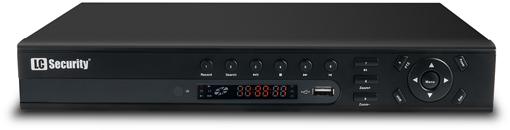 LC-8132NVR ONVIF - Rejestratory sieciowe ip