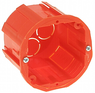 Puszka instalacyjna LC-PK-60/60M - Akcesoria montażowe