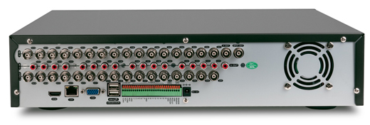 LC-SDVR-166 400kl./s, D1 - Rejestratory 16-kanałowe
