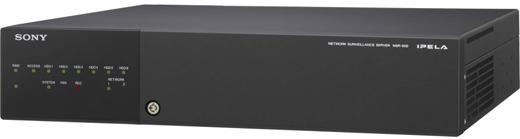 NSR-500/8TB Sony - Rejestratory sieciowe ip