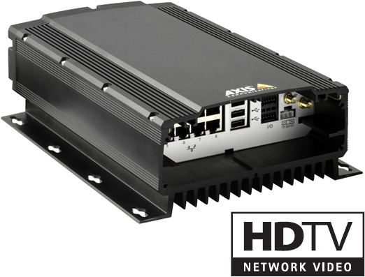 AXIS Q8108-R - Rejestratory sieciowe ip