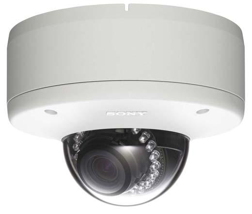 SNC-DH160 Sony Mpix - Kamery kopułkowe IP