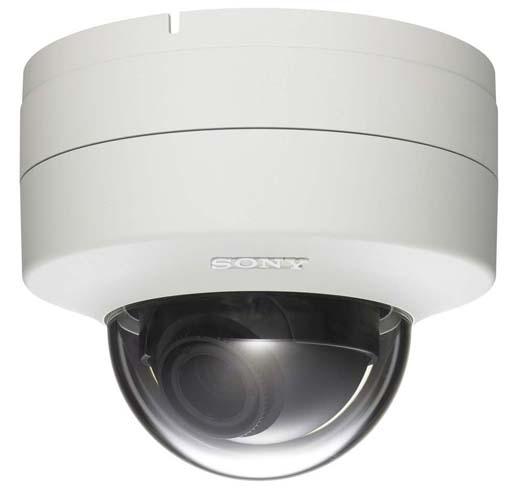 SNC-DH240 Sony Mpix - Kamery kopułkowe IP