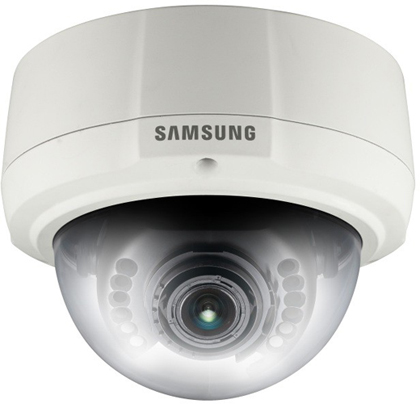 SNV-1080 - Kamery kopułkowe IP
