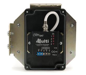 Nadajnik 3-D TR 02H - Systemy obserwacyjne