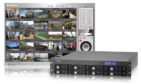 VS-8040U-RP - Rejestratory sieciowe ip