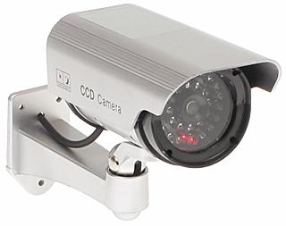 Atrapa kamery zewnętrznej - Atrapy