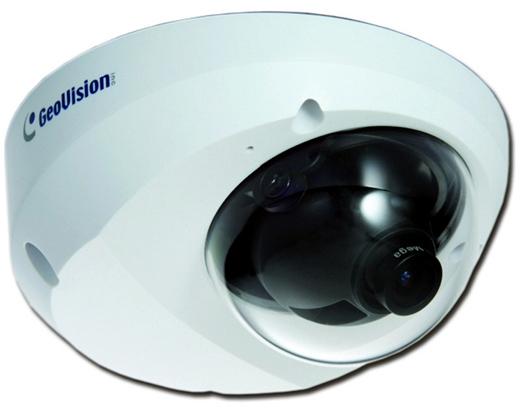 GV-MFD520 Mpix - Kamery kopułkowe IP
