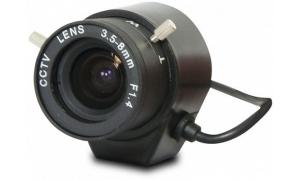 Obiektyw Auto-Iris 3.5-8 mm