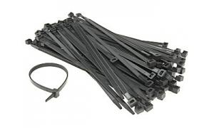 Opaska kablowa LC-OPC-300X4.6*P100 - 100szt.