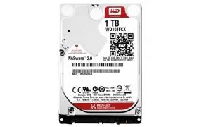 Western Digital dysk HDD WD RED 1TB WD10JFCX SATA III
