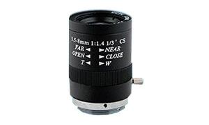 Obiektyw 3,5-8 mm